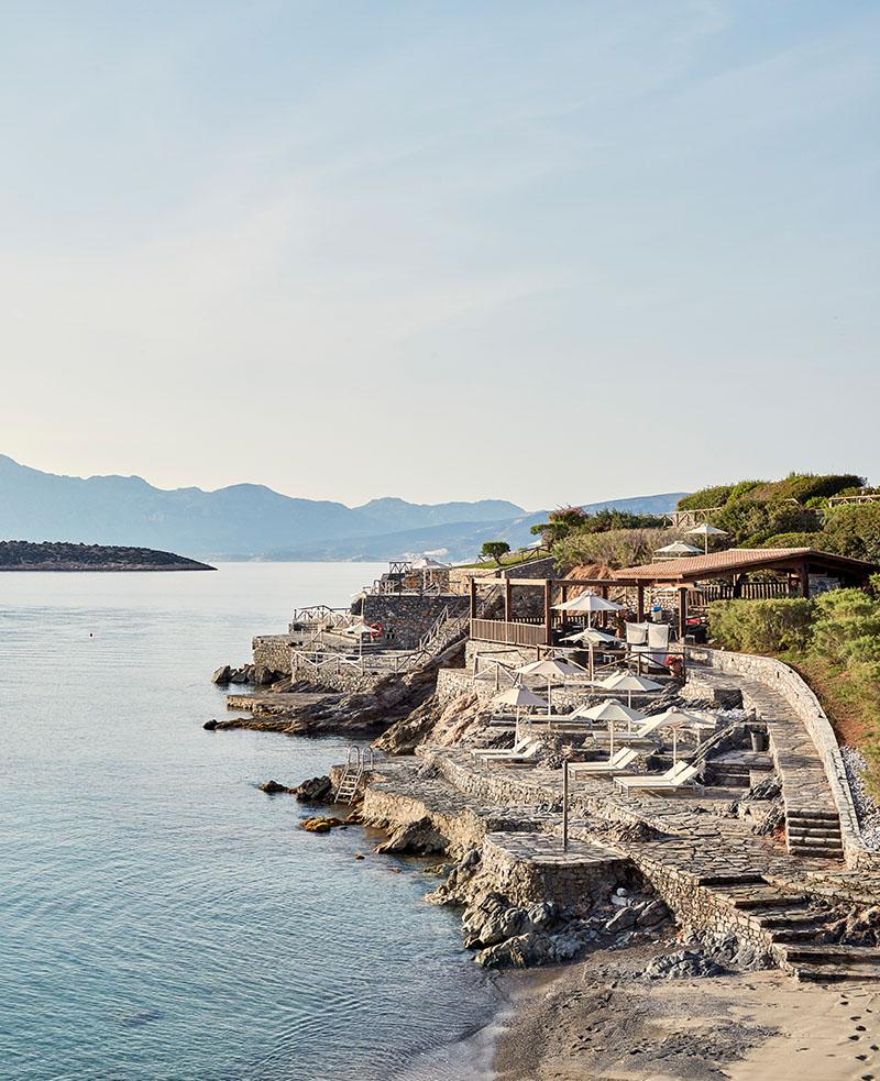 Minos Palace - Bar Island